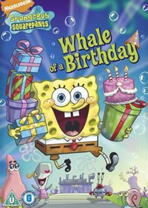 Rent Spongebob: Whale of a Birthday Online DVD Rental
