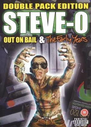 Rent Steve-O: 3 and 4 Online DVD Rental