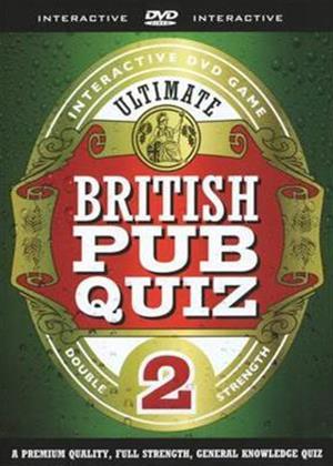 Rent Ultimate British Pub Quiz 2 Online DVD Rental