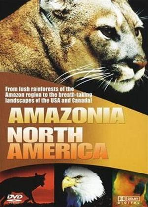 Amazonia / North America Online DVD Rental
