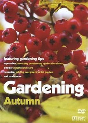 Rent Gardening: Autumn Online DVD Rental