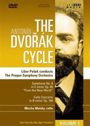 Rent Dvorak Cycle: Vol.4 Online DVD Rental