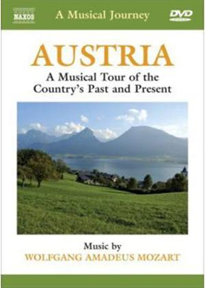 Rent Naxos Musical Journey: Austria Online DVD Rental
