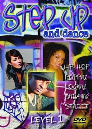 Step Up and Dance: Level 1 Online DVD Rental