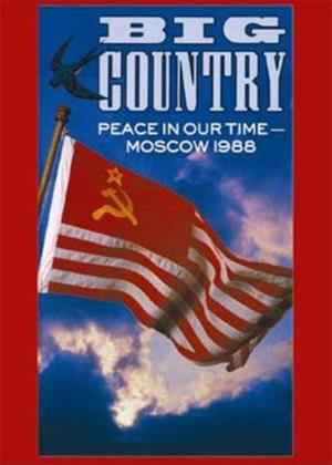 Rent Big Country: Peace in Our Time Online DVD Rental