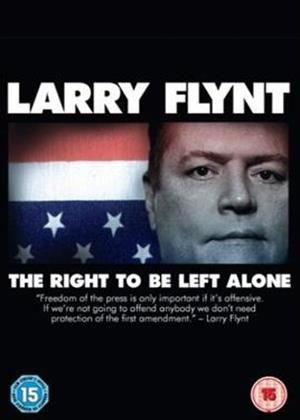 Rent Larry Flynt Right to Be Left Alone Online DVD Rental