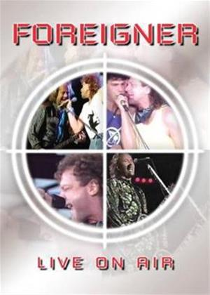Foreigner: Live on Air Online DVD Rental