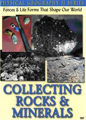 Physical Geography II: Collecting Rocks and Minerals Online DVD Rental