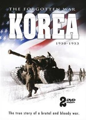 Rent Korea: The Forgotten War 1950-1953 Online DVD Rental