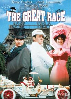 Great Race Online DVD Rental