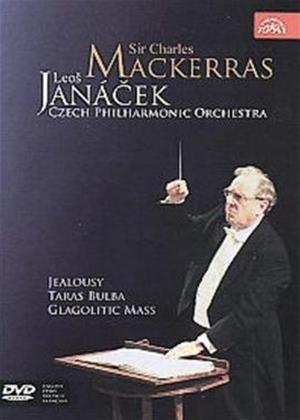 Rent Charles Mackerras Conducts Janacek in Concert Online DVD Rental