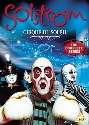 Rent Cirque du Soleil: Solstrom Online DVD Rental