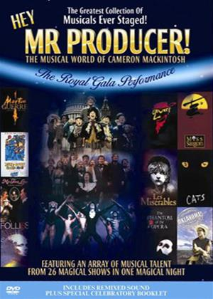 Rent Hey Mr Producer Online DVD Rental