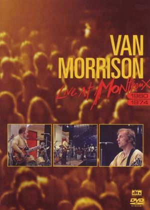 Rent Van Morrison: Live at Montreux 1974 / 1980 Online DVD Rental