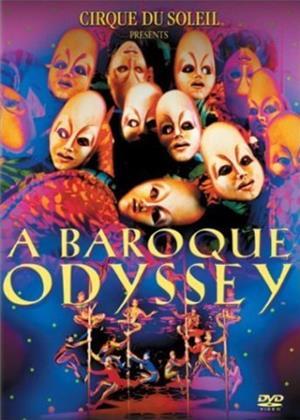Cirque du Soleil: A Baroque Odyssey Online DVD Rental