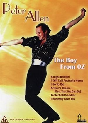 Rent Peter Allen: The Boy from Oz Online DVD Rental