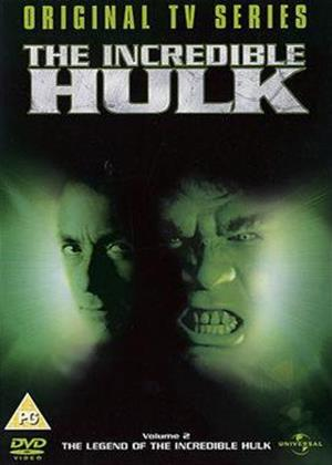 The Incredible Hulk: Vol.2: The Legend of The Incredible Hulk Online DVD Rental
