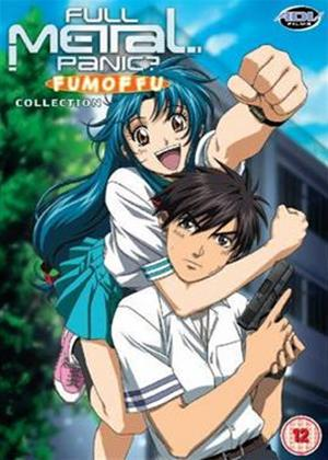 Rent Full Metal Panic Fumoffu Online DVD Rental