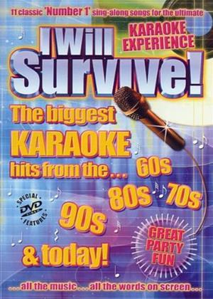 Rent I Will Survive!: Karaoke Experience Online DVD Rental