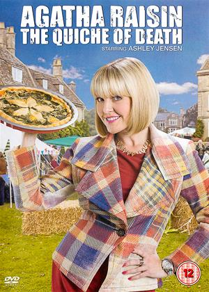 Rent Agatha Raisin: The Quiche of Death Online DVD Rental
