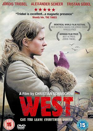 West Online DVD Rental