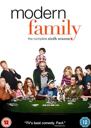 Rent Modern Family: Series 6 Online DVD Rental