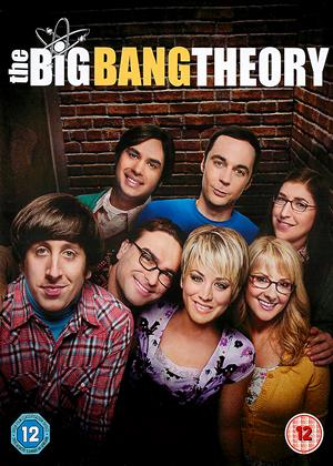 The Big Bang Theory: Series 8 Online DVD Rental