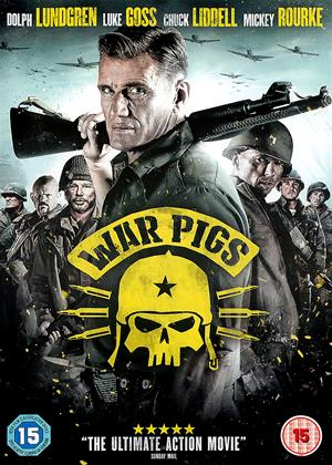 War Pigs Online DVD Rental