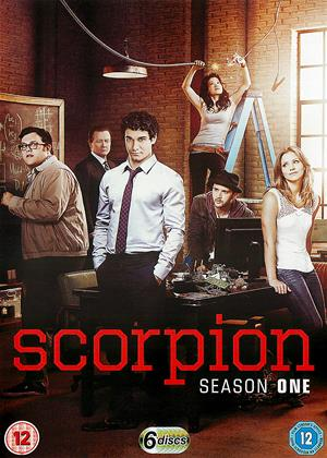 Scorpion: Series 1 Online DVD Rental