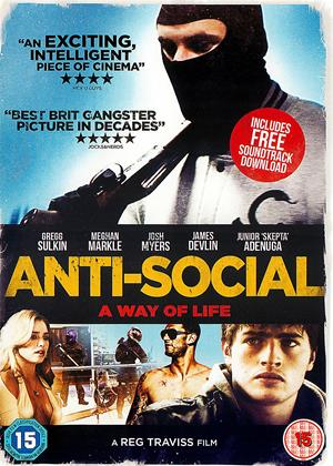 Anti-Social Online DVD Rental