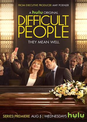 Difficult People: Series 1 Online DVD Rental