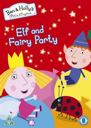 Rent Ben and Holly's Little Kingdom: Elf and Fairy Party Online DVD Rental