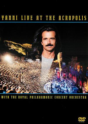 Yanni: Live at the Acropolis Online DVD Rental