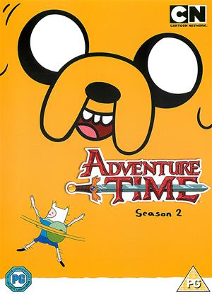 Adventure Time: Series 2 Online DVD Rental