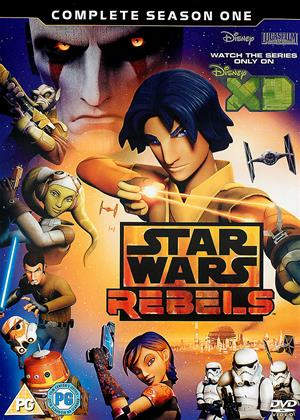 Rent Star Wars Rebels: Series 1 Online DVD Rental