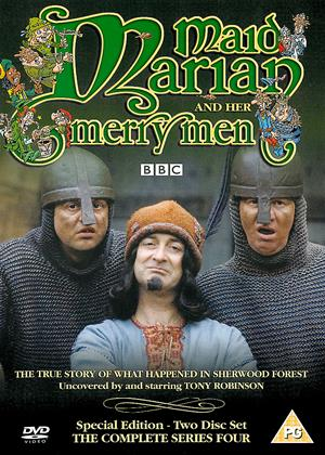 Maid Marian and Her Merry Men: Series 4 Online DVD Rental