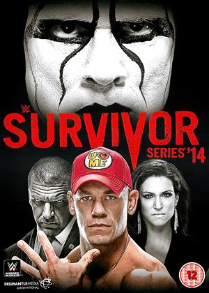 WWE: Survivor Series: 2014 Online DVD Rental