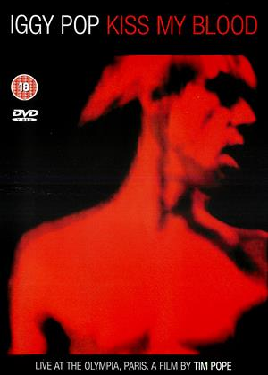 Iggy Pop: Kiss My Blood Online DVD Rental