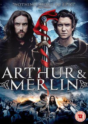 Rent Arthur and Merlin Online DVD Rental