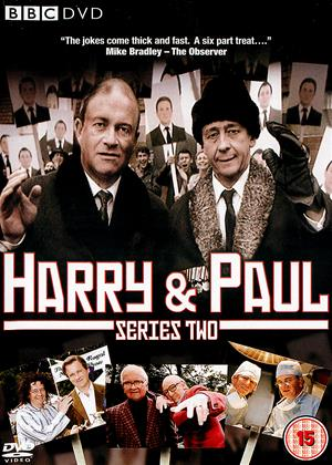 Harry and Paul: Series 2 Online DVD Rental