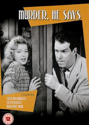 Rent Murder, He Says Online DVD Rental