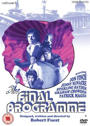 The Final Programme Online DVD Rental