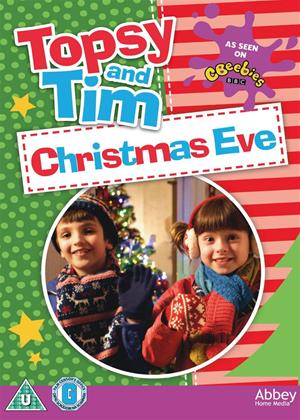 Rent Topsy and Tim: Christmas Eve Online DVD Rental
