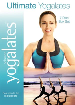 Ultimate Yogalates Online DVD Rental