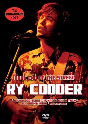 Rent Ry Cooder: Dark End of the Street Online DVD Rental