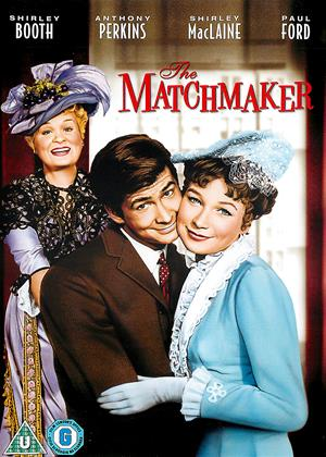 The Matchmaker Online DVD Rental