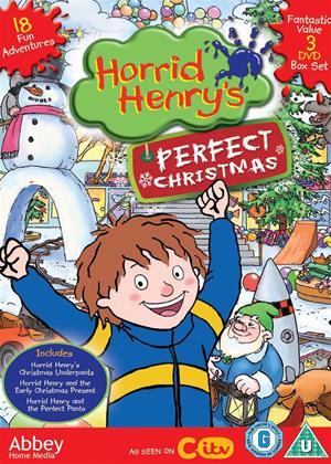 Rent Horrid Henry: Perfect Christmas Online DVD Rental