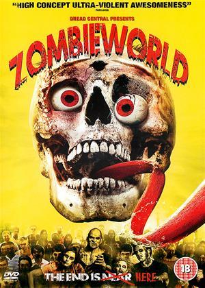 Zombieworld Online DVD Rental