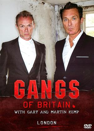 Rent Gangs of Britain: London Online DVD Rental