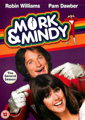 Mork and Mindy: Series 2 Online DVD Rental